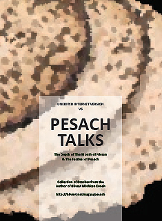 Pesach Talks
